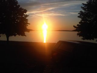 Crystal Lake condo photo - Sunset