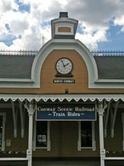 North Conway house photo - Scenic Train for all ages ride walking distance from home.