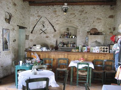Old Taverna in nearby Gavalochori