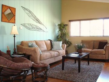 Seal Beach apartment rental - Relax after a day at the beach!