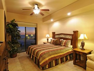 Puerto Penasco condo photo - Second master suite (King bed)