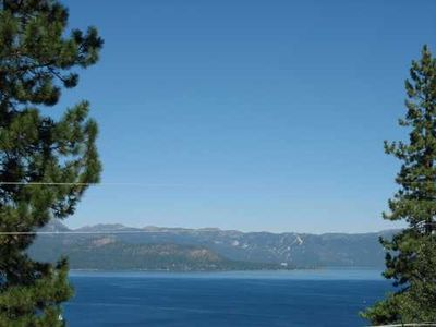 Enjoy stunning views of Lake Tahoe from our Great Room, kitchen & 4 bedrooms