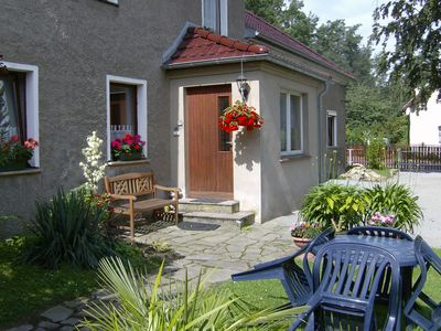 Exclusive holiday short term rentals at the foot of the 'Hohendubrau' am Stausee Quitzdorf