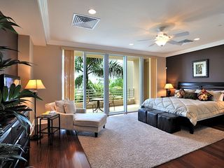 Key West condo photo - The third bedroom has a King sized bed and its own balcony.