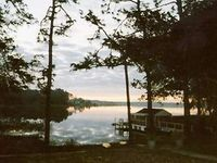 Lakefront home on 4 acres - Clear Sandbottom Lake