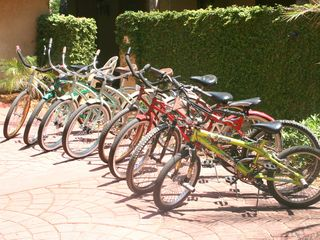 Amelia Island house photo - Bicycles provided during your stay at Amelia Palms.