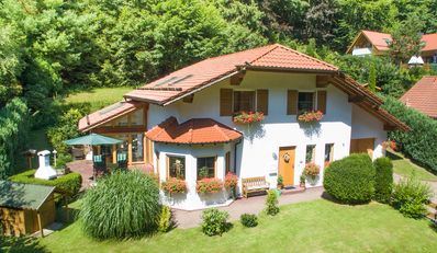 Prestigious holiday home for sole use right in the Harz National Park