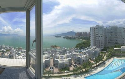 Beautiful South China Sea View from Every Room in the House