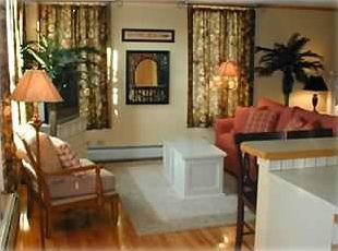 Harbor Springs apartment rental - Living Room Unit #103