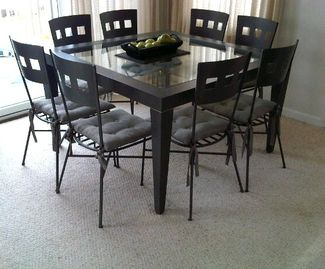 Dining Area seats 8
