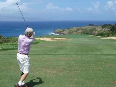 Golf Kapalua Plantation - Home of the PGA Mercedes Championship