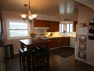 Seal Beach house photo - Upstairs Kitchen Adjoining Great Room