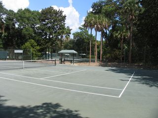 Kiawah Island villa photo - Walk to West Beach Tennis - 12 Courts