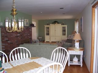 Living/Dining Room - Mashpee house vacation rental photo