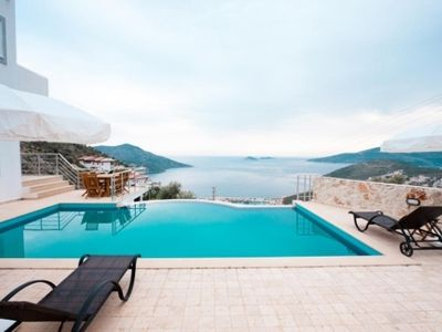 'Imagine...You and Your Family Renting a 5-Star Turkey Holiday Villa in Kalkan'