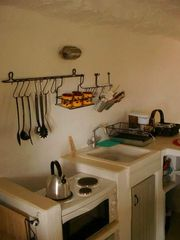 Kea cottage photo - Kitchen corner
