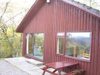 Drumnadrochit Lodges By Loch Ness in the Highlands of Scotland near Inverness