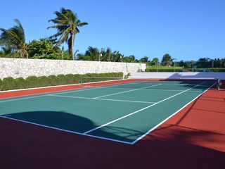 Cancun villa photo - Tennis Court
