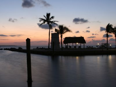 Islamorada condo rental - Beach at Sunset