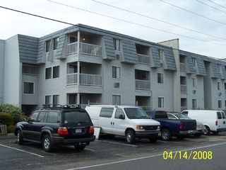 Cherry Grove Beach condo photo - Outside complex