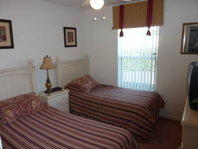 Bridgewater Crossing villa rental - Twin Bedroom