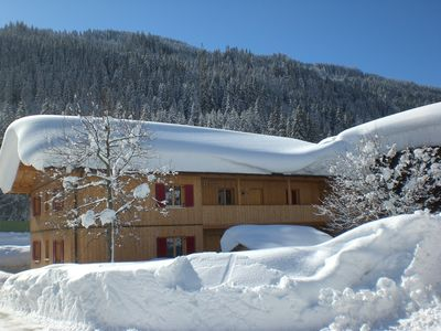 Wald am Arlberg house rental