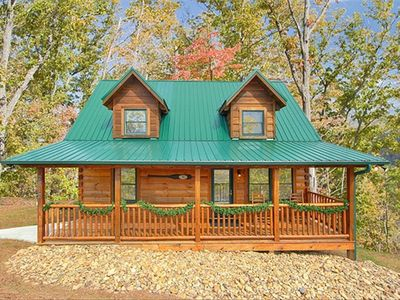 pics photos cozy two bedroom cabin with beautiful view