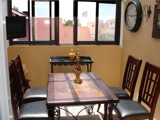 Pismo Beach condo photo - Breakfast nook also doubles as a card room