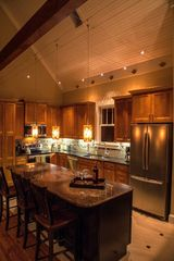 Fabulous Chef's Kitchen - Bryson City cabin vacation rental photo