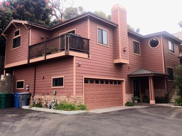 Morro Bay townhome rental - The Driftwood House