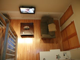 Seaside Heights condo photo - Family room looking down 2nd floor