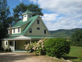 North Conway house photo - Summer at Eagles View