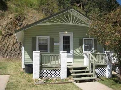 Deadwood house rental