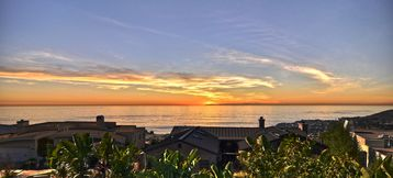 Laguna Beach house rental - ... Sip your favorite wine w/ the setting sun !