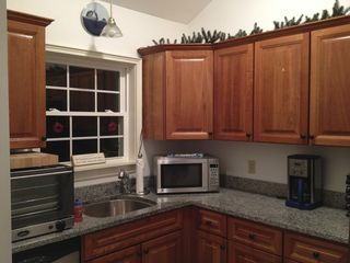 Wiscasset cottage photo - Kitchen