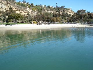 Dana Point condo photo - Baby Beach with no waves located at the Harbor