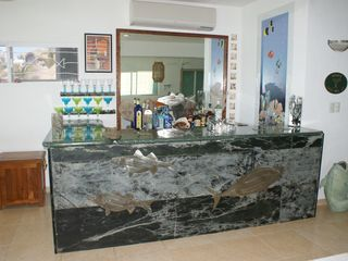 Puerto Morelos villa photo - The Coral Reef Bar