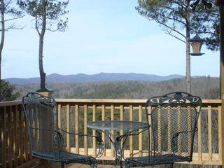 Ellijay cabin photo - LQQK AS FAR as your eyes can lead you!!