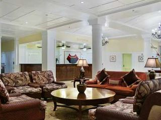 Inviting Island Decor Lobby - Lihue hotel vacation rental photo