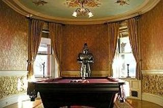 Newport chalet photo - Spectacular Billiard Room