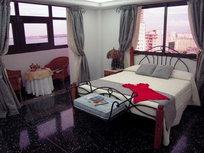 The suite Malecon Sweet