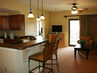 Lake Buena Vista condo photo - Kitchen and Living Area