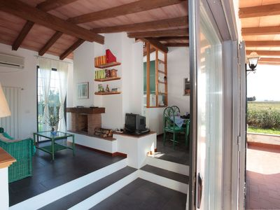 Casalino S. Antonio, a small country house with a fantastic view