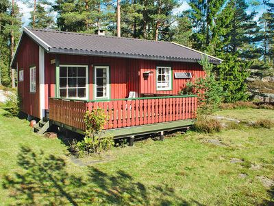 Vacation home in Birkeland, Southern Norway - 4 persons, 3 bedrooms