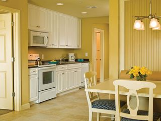 Broadway Plantation condo photo - Dining Area and Kitchen of a One Bedroom Unit at the Sheraton Broadway Plantatio