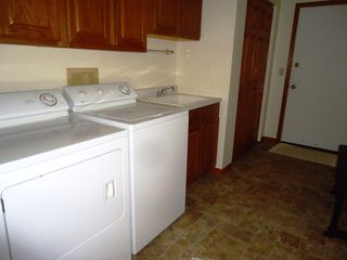 Bellaire / Shanty Creek cottage photo - large full laundry room off garage