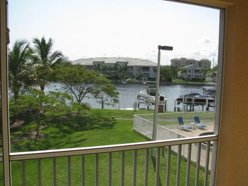 View from the Lanai