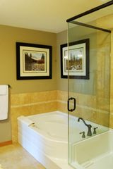 Canmore condo photo - Decadent ensuite bathroom