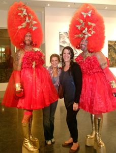 Halloween Costumes in SoBe Arts Center on Lincoln Rd. ONLY 2 Blocks Away fromApt