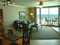 Beachfront luxury with the most amenities.  Great Rates!